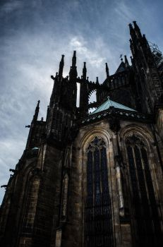cathedral by malybob