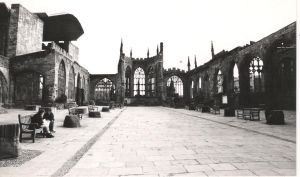 Coventry Cathedral by Godiva500