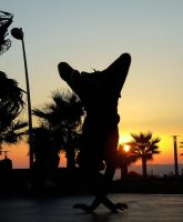 Bboy by TaliNatPhotography