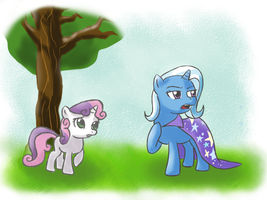 Guidance and Patronage of Trixie eReader by jlryan