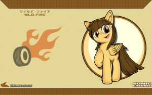 Sonic Channel '13: Wild Fire by Fuzon-S