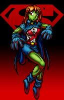 Miss Martian by Kabalyero