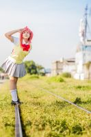 Ano Natsu de Matteru: The place of my Vision by jrjs