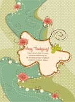 Free Thanksgiving Illustration #4 by cristina012