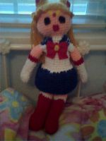 Sailor Moon Doll by Maw1227