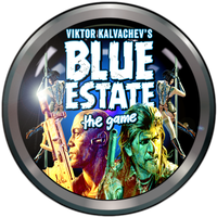 Blue Estate by POOTERMAN