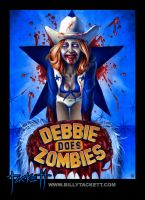 Debbie Does Zombies by billytackett