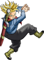 Mirai Trunks by Koku78