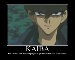 Kaiba Motivational by Cheshire347