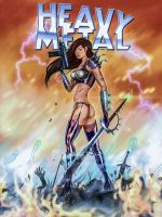 Heavy Metal fakk2 by vitalik-smile