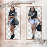 +Photopack png de Kat Graham. by MarEditions1