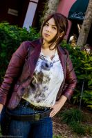 Claire Redfield 4 by Insane-Pencil