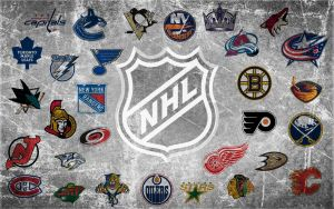 NHL Team Logo Wallpaper by 666Darks