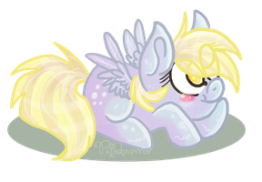 DERPS A DOO by frostedpuffs