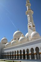 Abu Dhabi - Grand Mosque 22 by LeighWhittaker