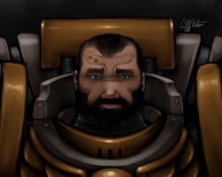 Brother Sergeant Valimund by Tekka-Croe