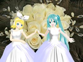 MMD Which one will you choose? by midnighthinata