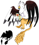 Gryphon Adopt 1 -Sold- by Beagon