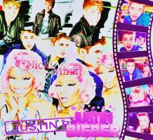 Beauty And A Beat Justin Bieber and Nicki Minaj by Facuu335