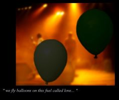 We Fly Balloons by mollyjayne