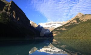 Lake Louise by aarraura