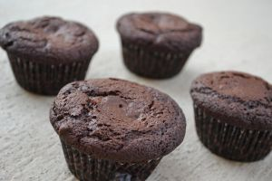 Attack of the Chocolate Chunk Muffins by Teirra-Misaki