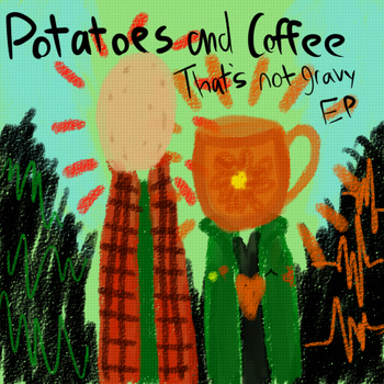 that's not gravy EP by TheLatinoAsian