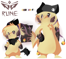Mini Ref - Rune by Pockki