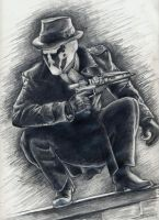 Rorschach by Chemartist