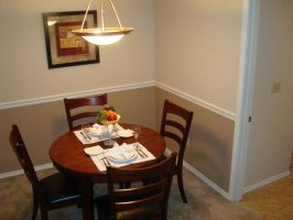 New Apartment - Dining Room by silver6162