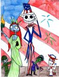 TNBC 4th of July by Camila-Andromeda
