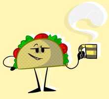 Taco by Carr0tJuice