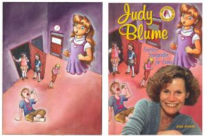 Background art - Judy Blume by Bee-chan