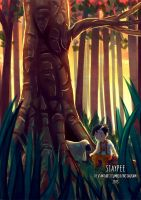 Forest boy by staypee