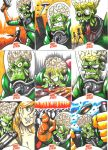 Mars Attacks Sketch Cards 2 by GIG-Arts