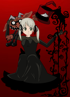 Souls in Wonderland: Maka by revolutionDREAM