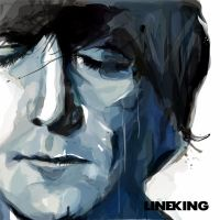 John Lennon by imlineking