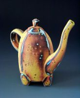 """penland teapot"" by micahsherrill"