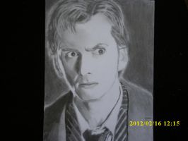 David Tennant The 10th Doctor by Zero-Cool-23
