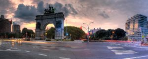 Grand Army Plaza Panorama 03 by sp1te