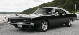 MR ANGRY Charger by Beowulf-BX
