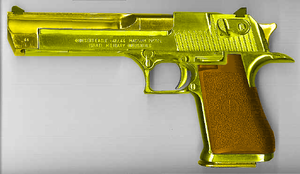 Custom Desert Eagle by TheCustomColor