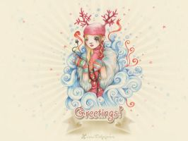 Season's Greetings1 by Kluke