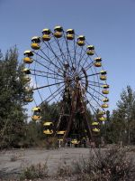 Pripyat Ferris Wheel by Aleph-