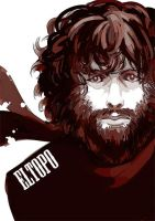 EL TOPO  fan art by yukkeKY