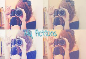 My Actions by SweetLoveXOXO