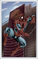 Spider-man 2010 by thelearningcurv