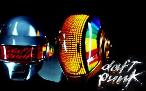 Daft Punk Wallpaper by Senguine224