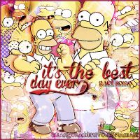 It's the best day.... by strangeraddictive