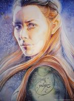 Tauriel by kimberly80